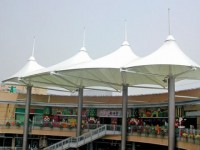 宁阳商城-泰安膜结构